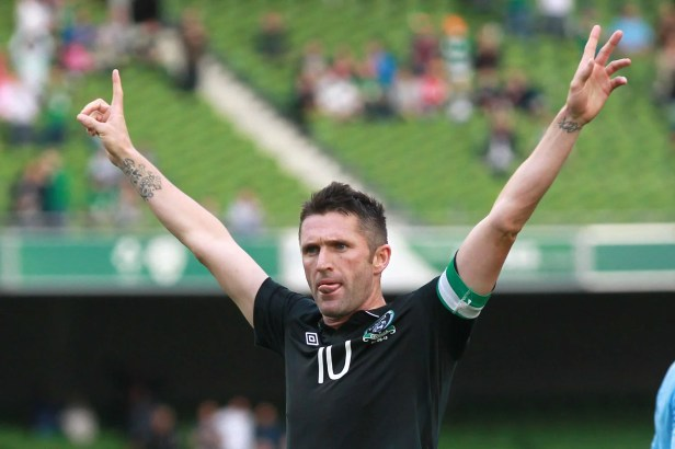 Germany v Republic of Ireland: Robbie Keane insists 6-1 rout is a ...
