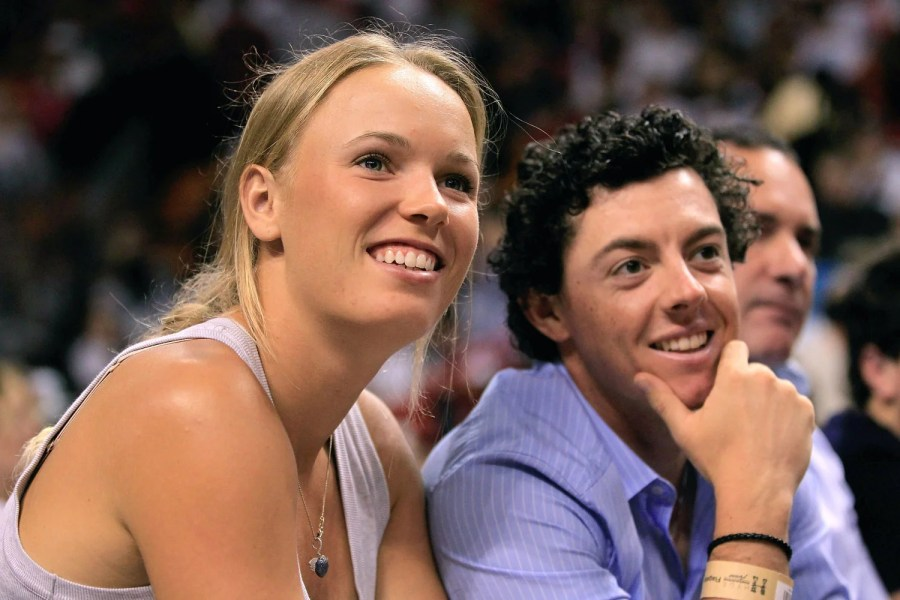 Rory McIlroy puts golf before girlfriend as he splits with ...