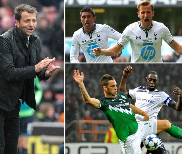 No Kidding Tim Sherwood Has Not Been Afraid To Give The Clubs Youngsters A Chance