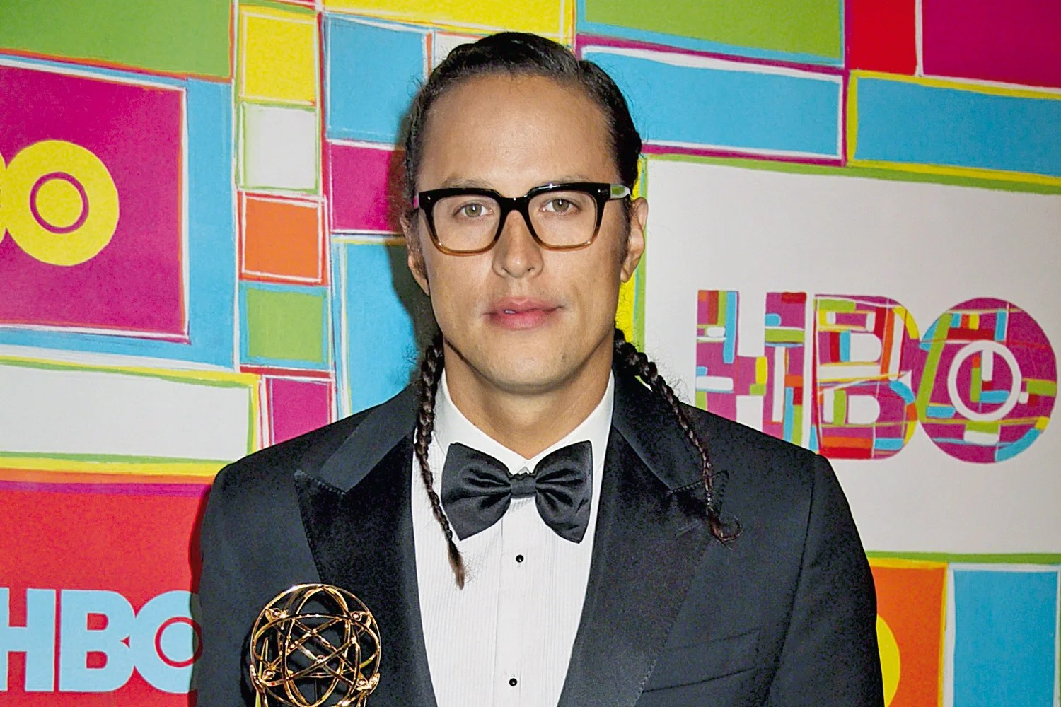 The Crush  Cary Joji Fukunaga   London Evening Standard The director with the braids makes the cut