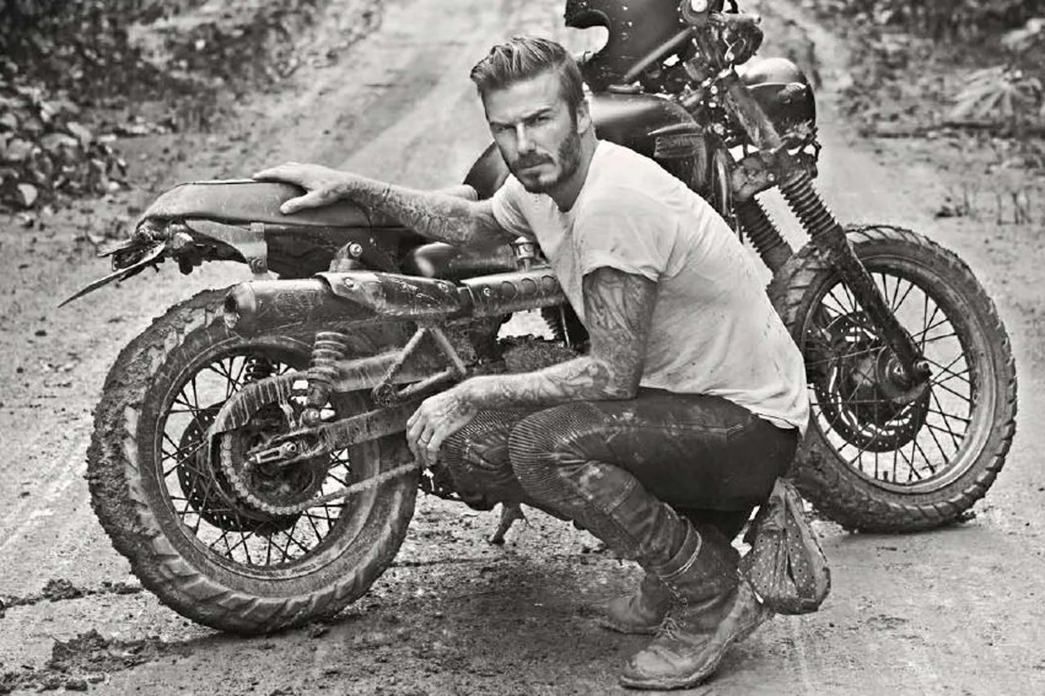 Bike It Like Beckham With Motolegends London Evening