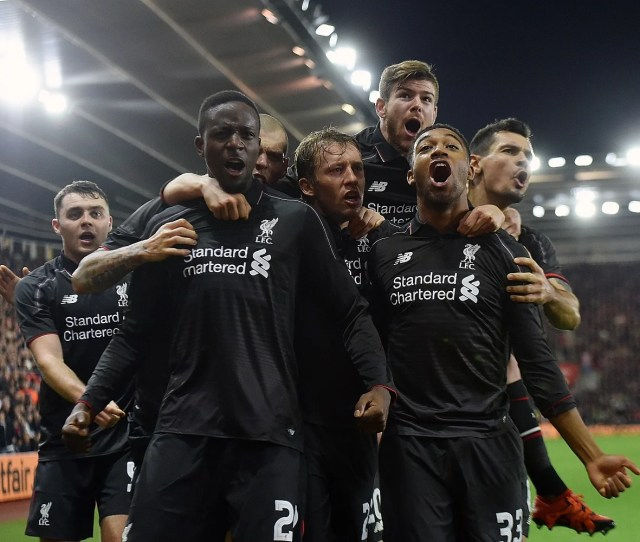 Joint Favourites Jurgen Klopps Liverpool Side Will Take On Exeter In The Fa Cup Third