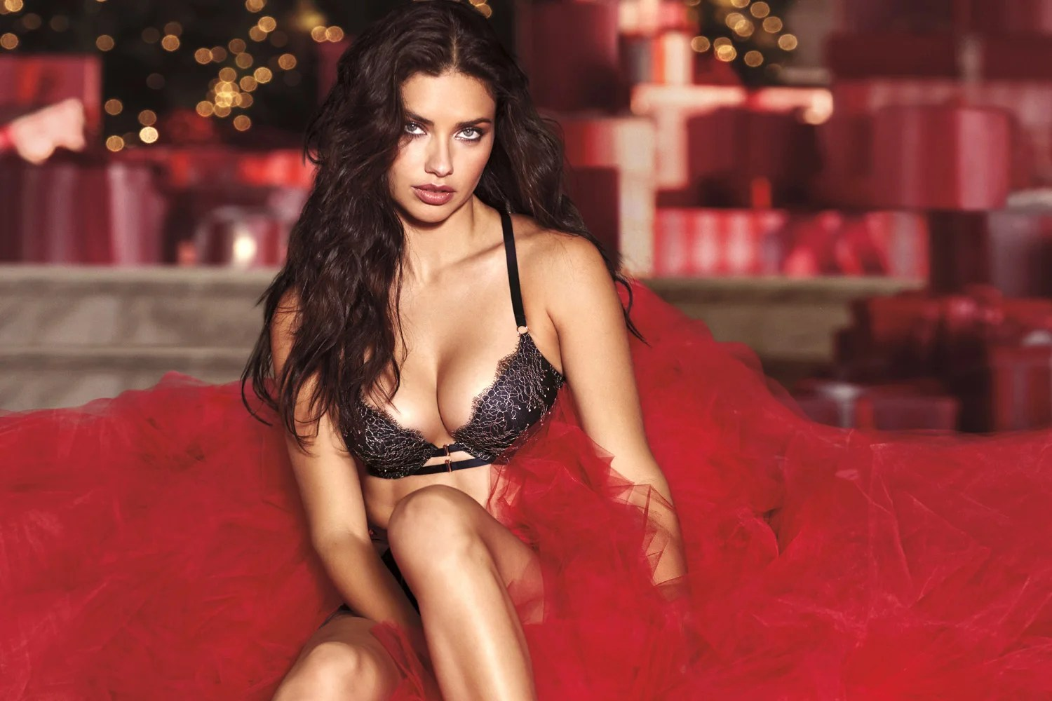 Victorias Secret Angel Adriana Lima Reveals All About Bad