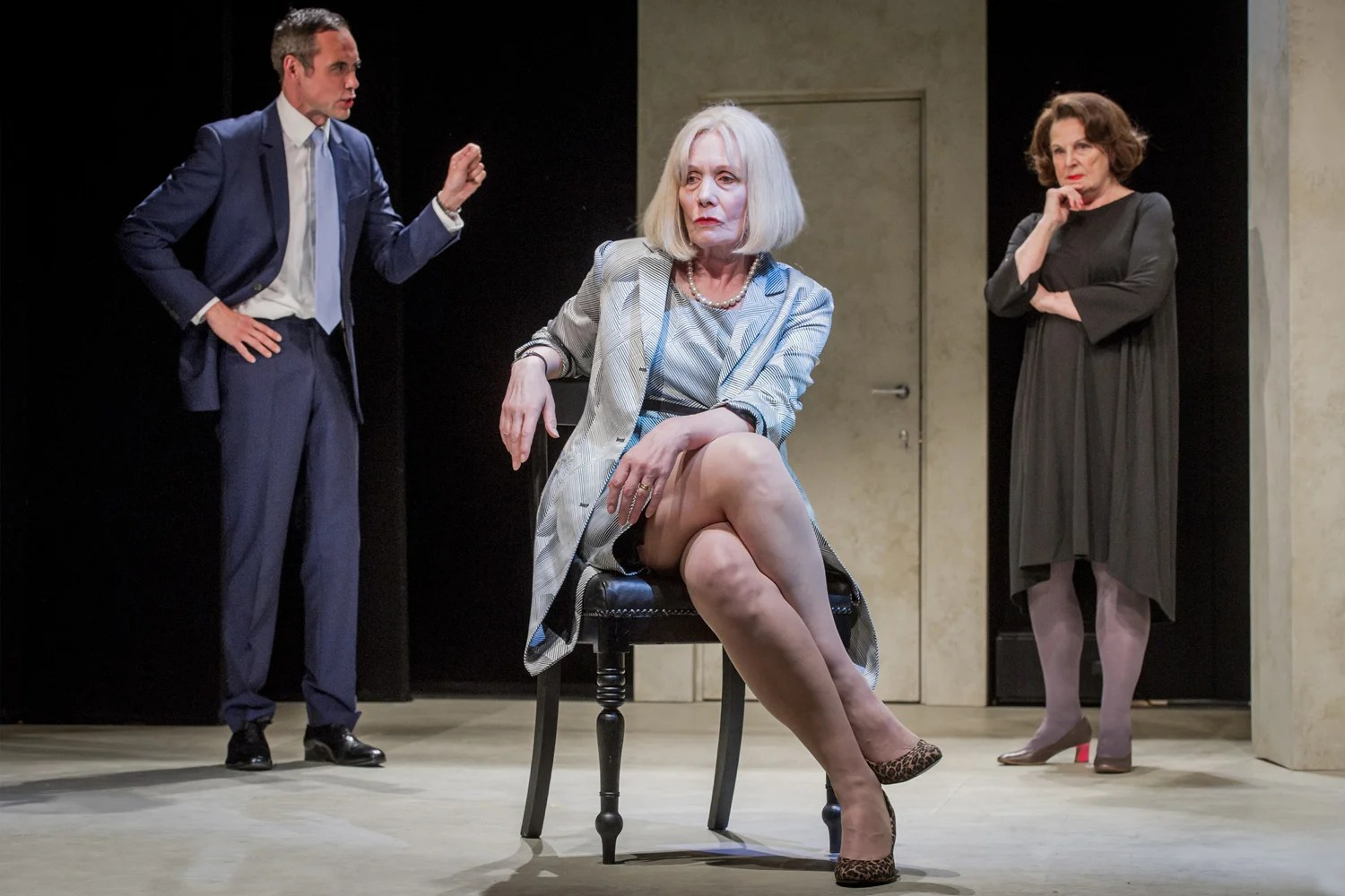 A View From Islington North Theatre Review A Satire That Wont Be Winning Many Votes London