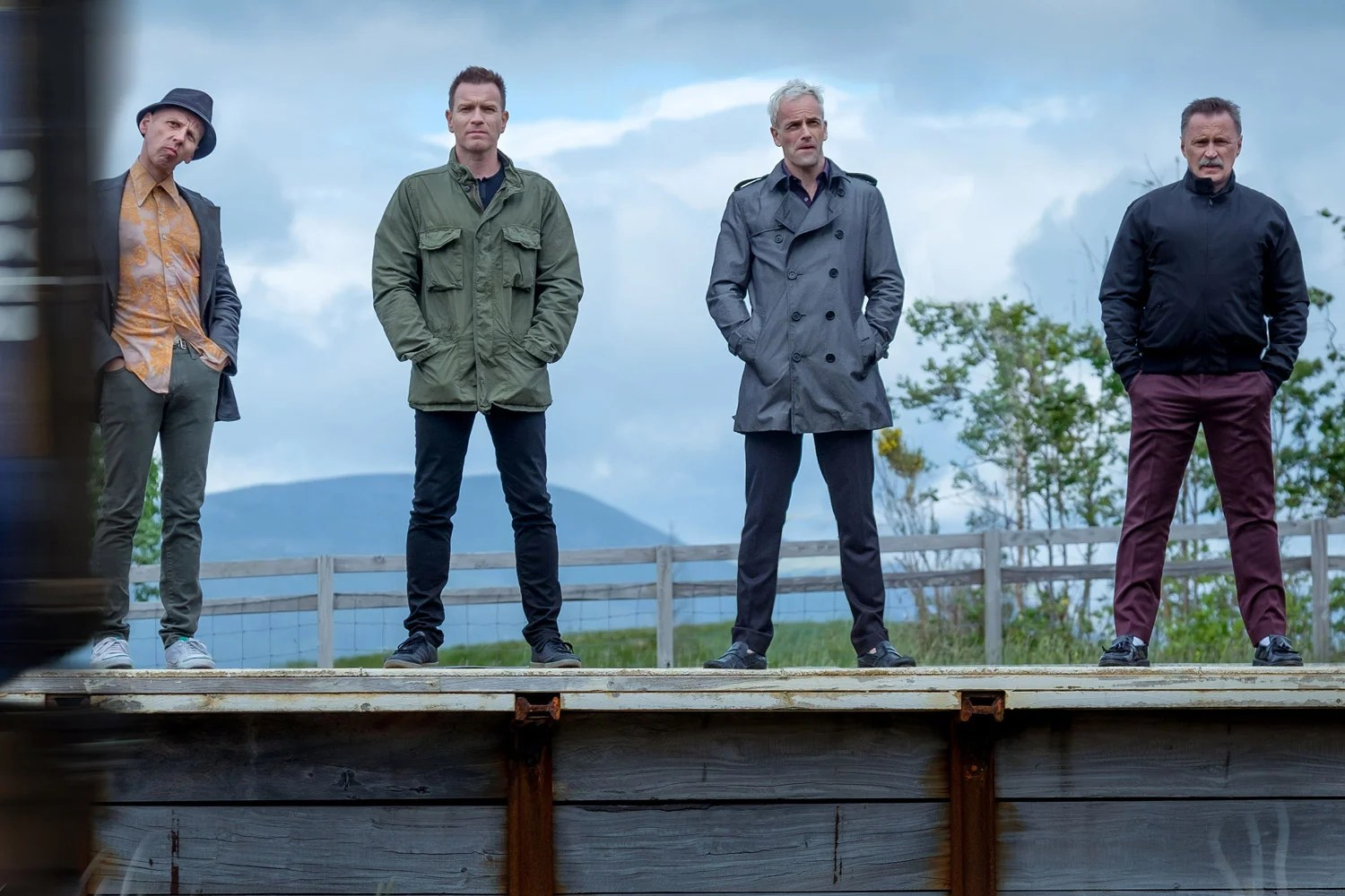 Trainspotting 2 Teaser Trailer First Look At Ewan McGregor In Action London Evening Standard