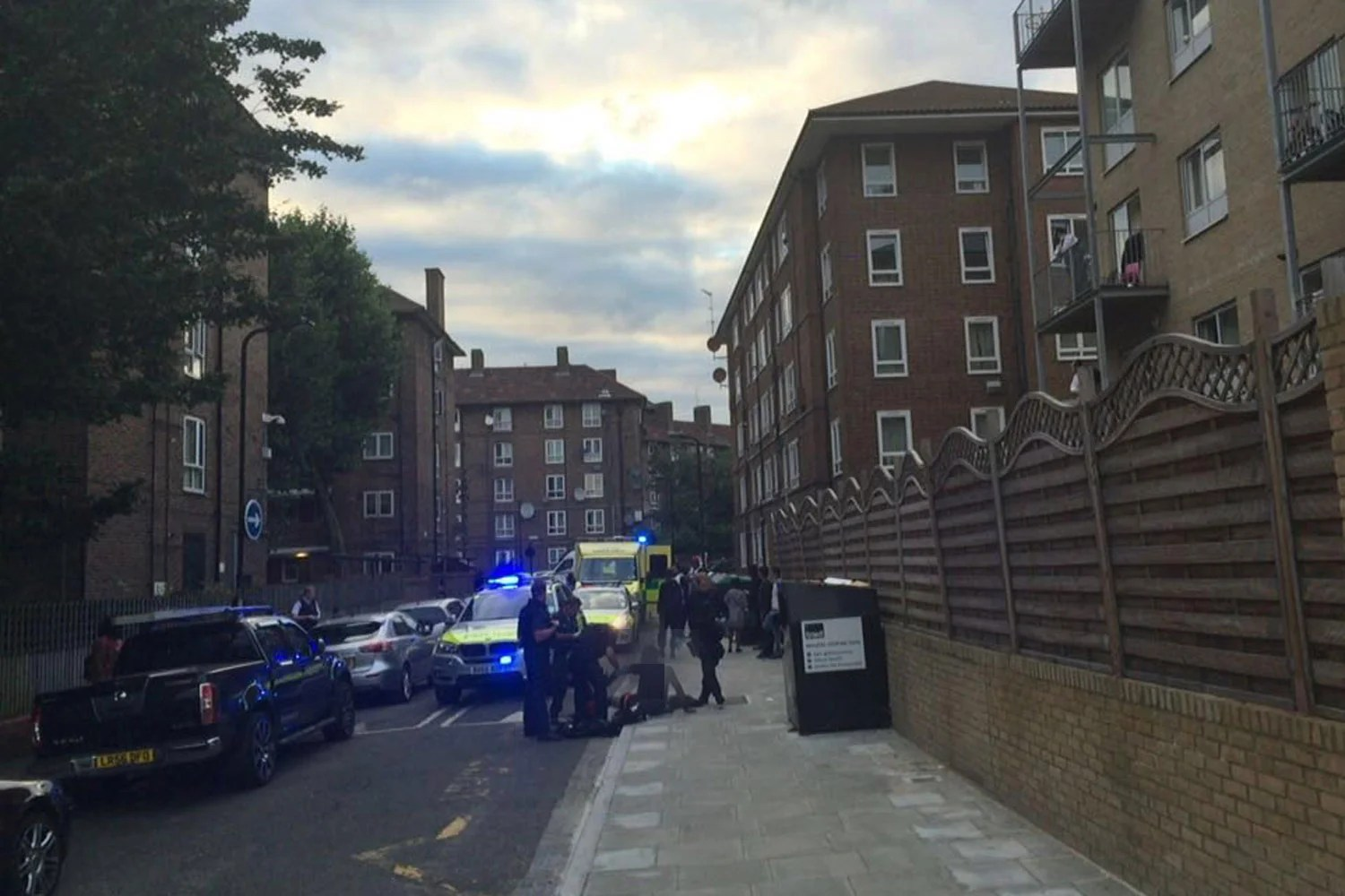 Hackney Man Stabbed Following Fight In East London