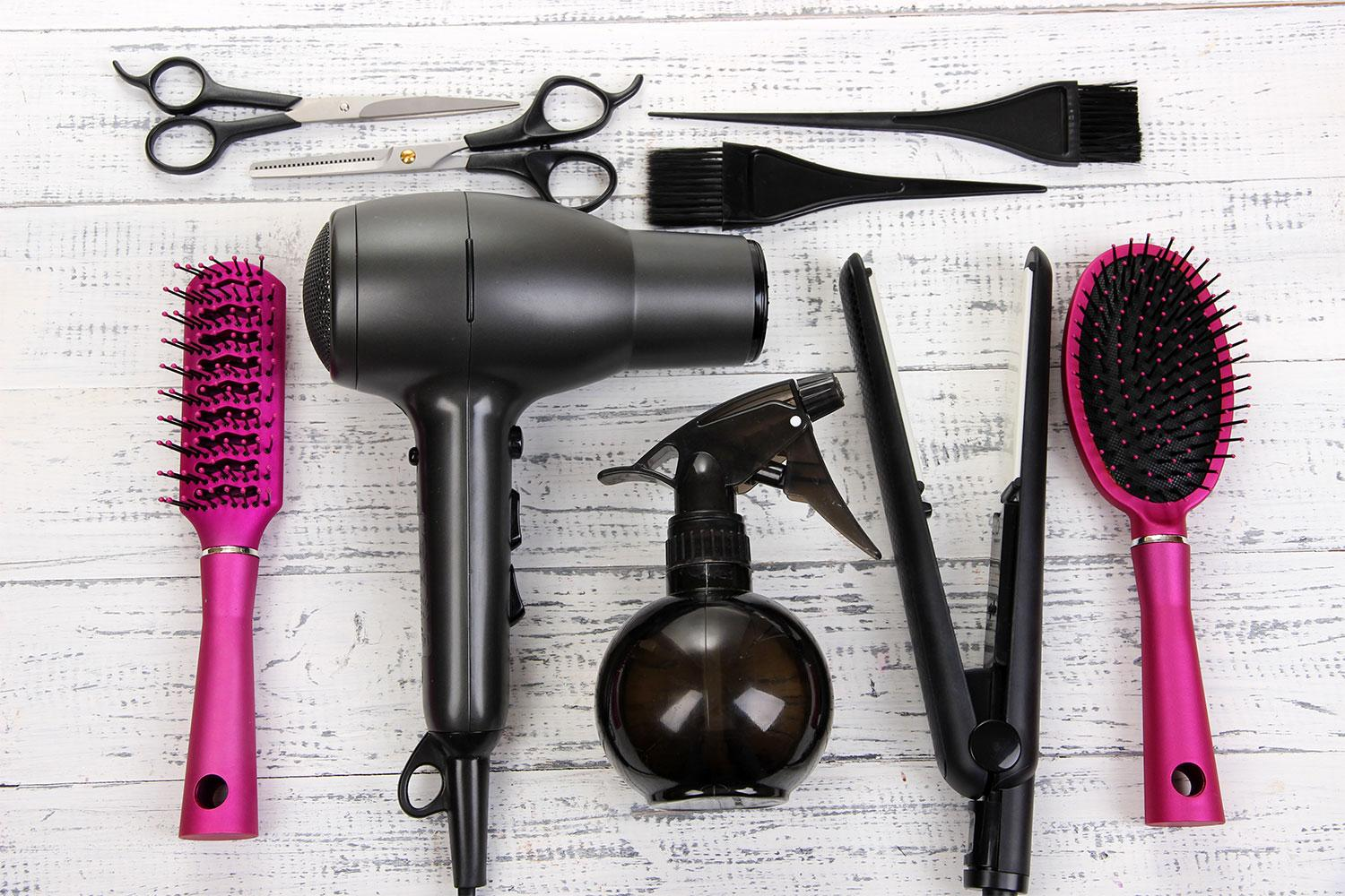 The Best Hair Styling Gadgets From The Dyson Hairdryers To