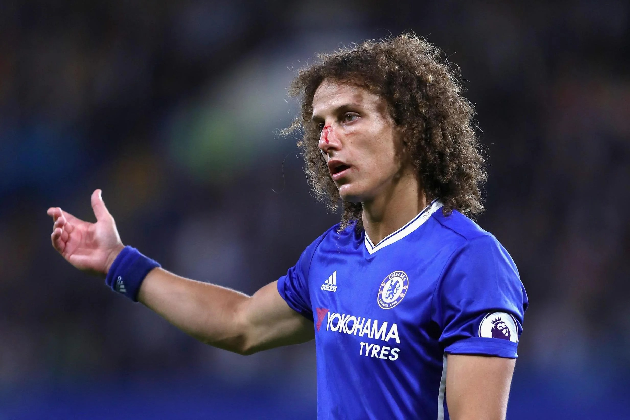 Leicester Vs Chelsea Antonio Contes Side Need David Luiz