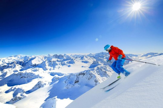 5 ways skiing can benefit your health and fitness | London Evening Standard | Evening Standard