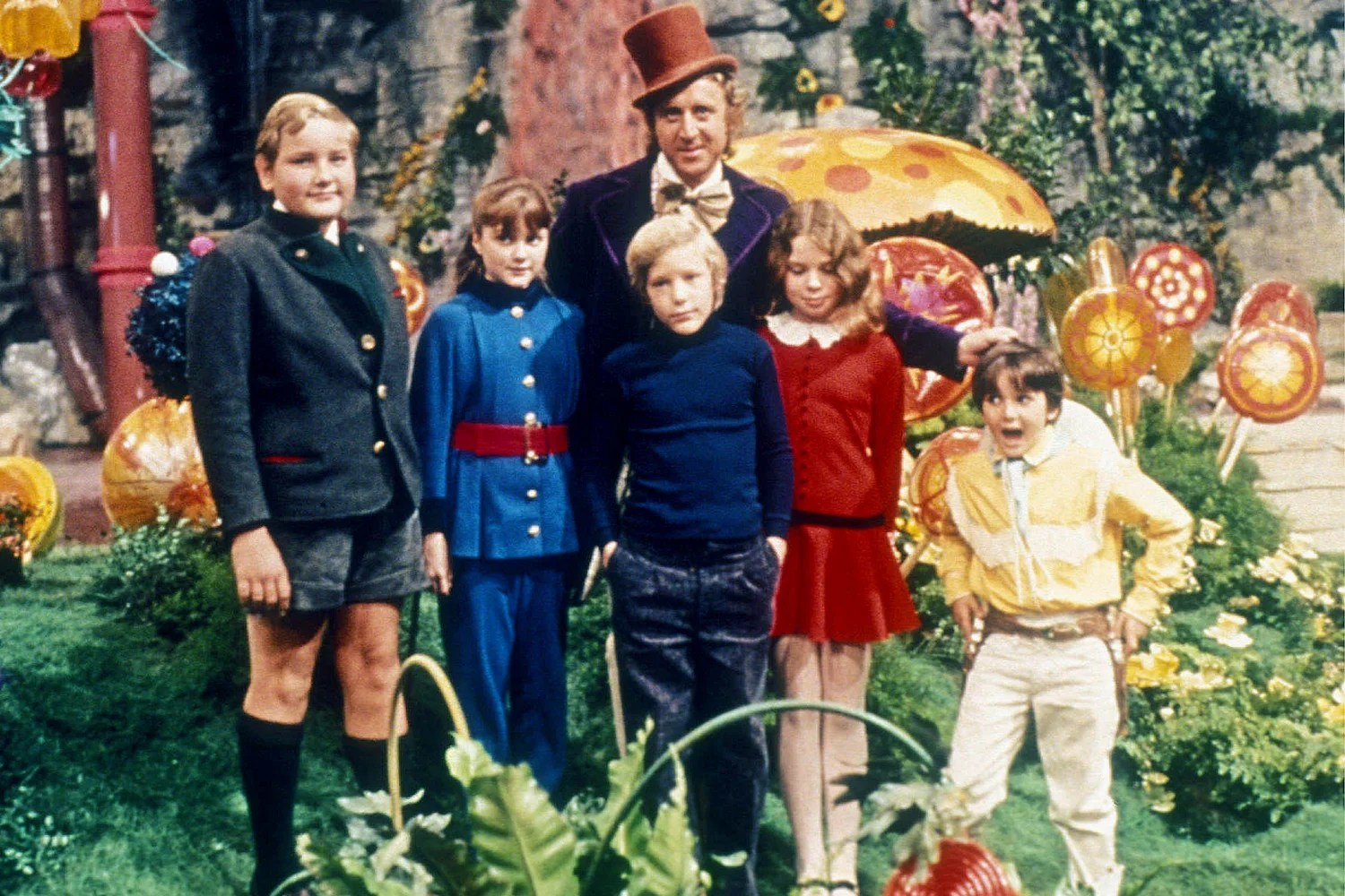 Roald Dahl S Charlie And The Chocolate Factory Lead