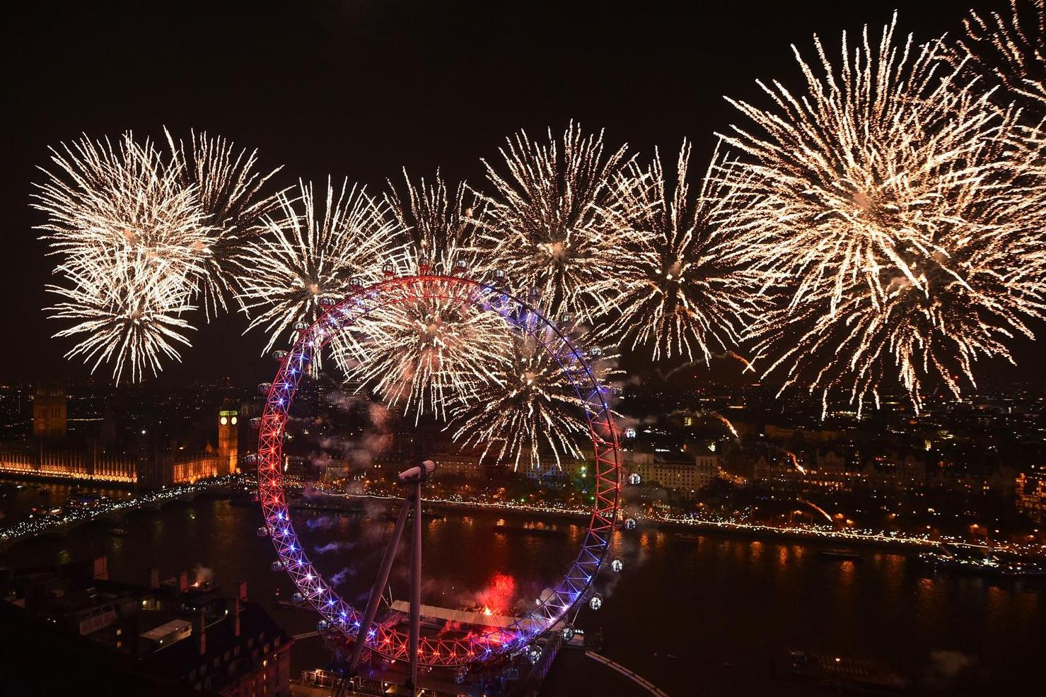 Where to watch the London New Year s Eve Fireworks for free   London     Where to watch the London New Year s Eve Fireworks for free