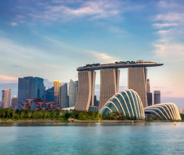 Singapore In Pictures