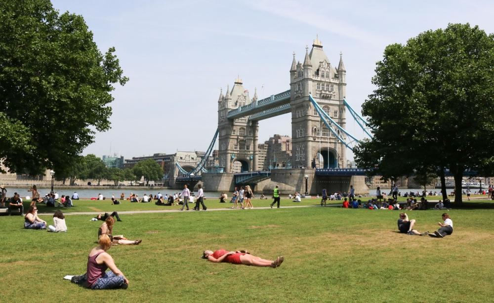 Image result for london heat wave