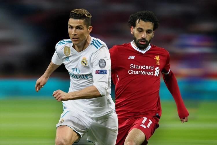 Cristiano Ronaldo vs Mo Salah Key stats and goals as ...