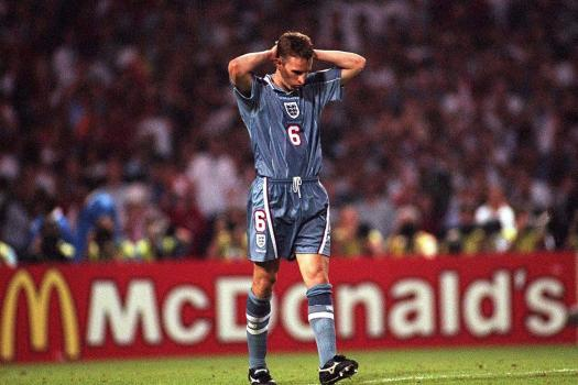 Image result for gareth southgate euro 96