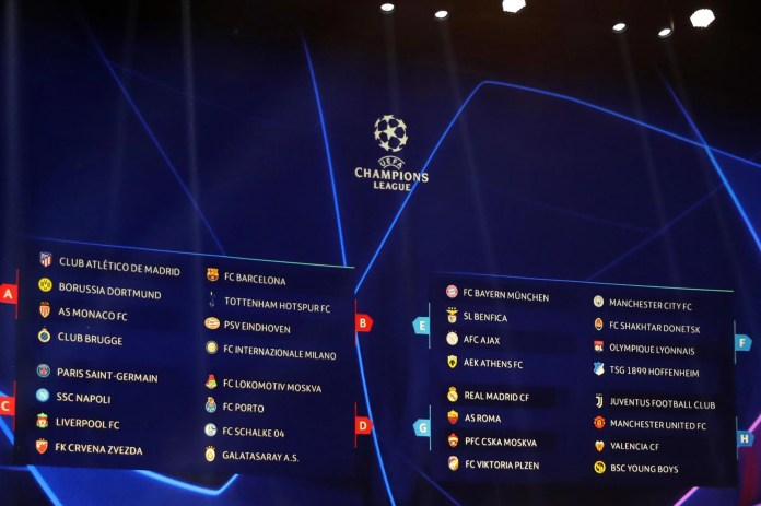 Image result for uefa champions league