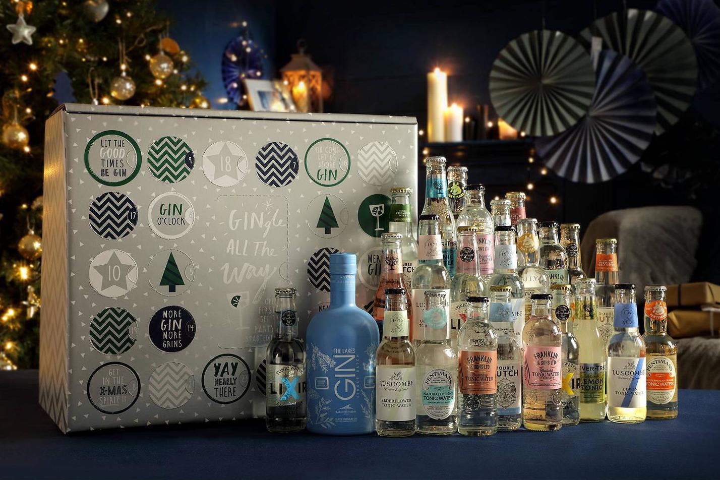 10 Best Gin Advent Calendars For Christmas 2018 London