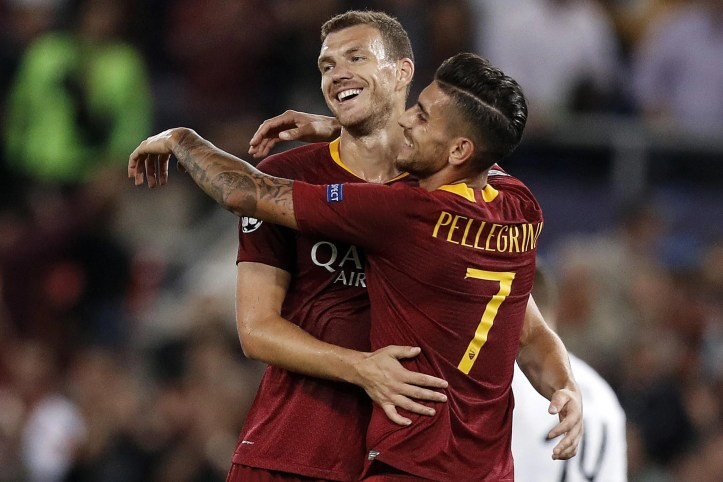 Image result for roma vs cska moscow