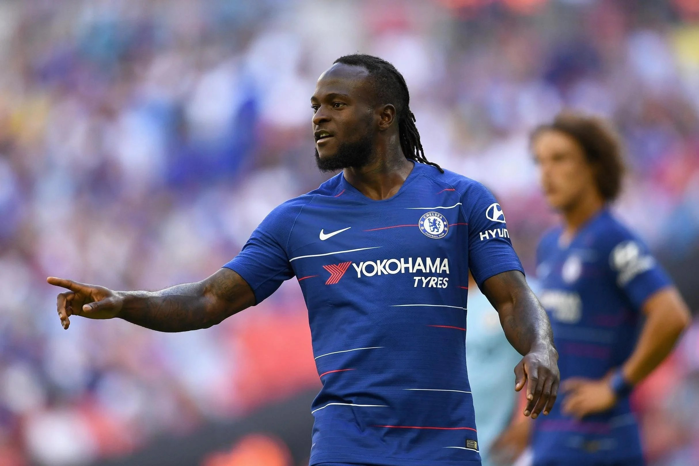 Victor Moses Could Quit Chelsea After Growing Frustrated