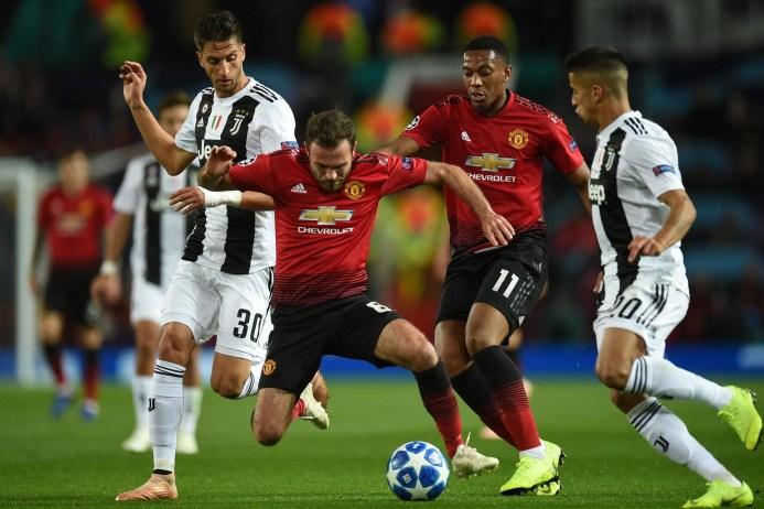 Wanted | Juventus are monitoring Mata's situation at Old Trafford