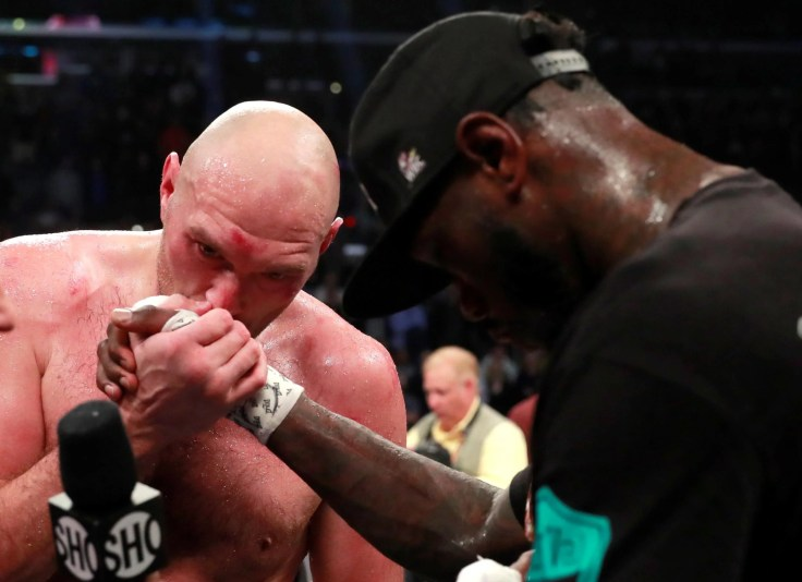 Image result for tyson fury wilder
