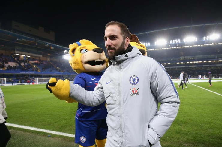 Image result for higuain chelsea  Chelsea rely on Father and son relationship to help the blues regain form higuain2501