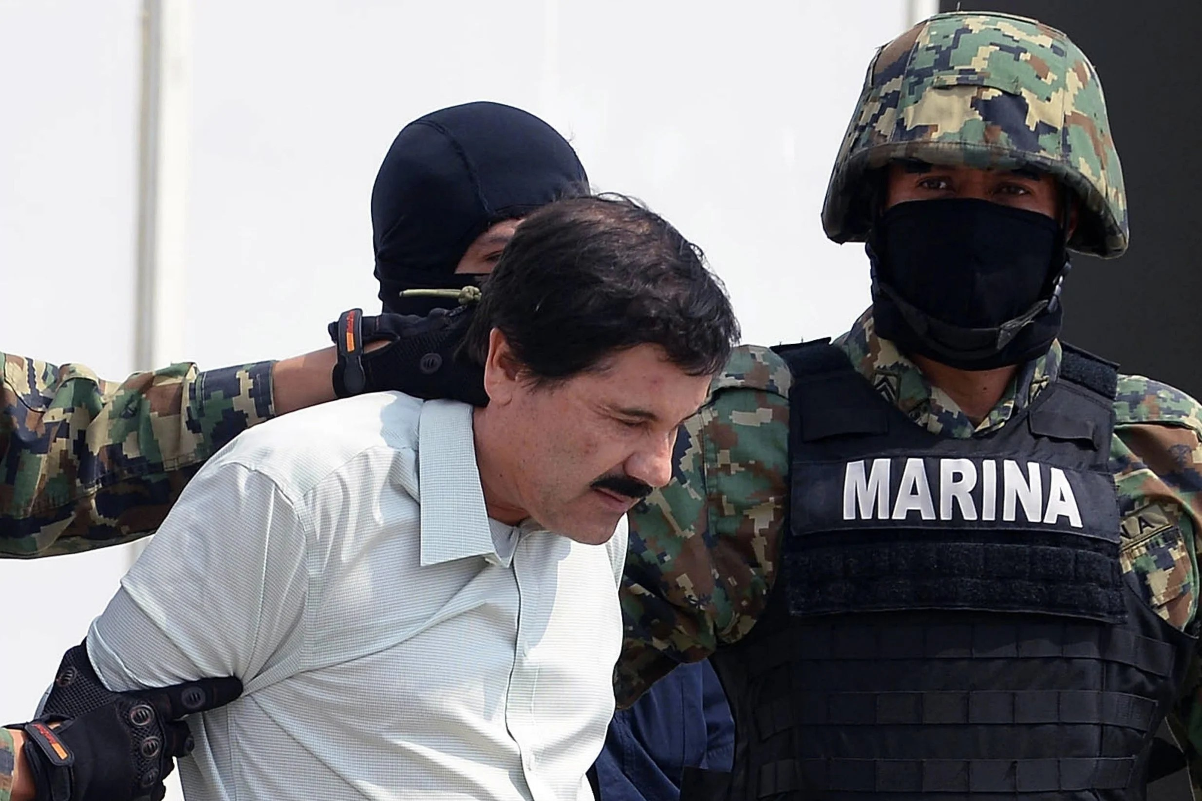 elchapo1202 'El Chapo' trial: Notorious Mexican drug lord found guilty on 10 counts in US trial