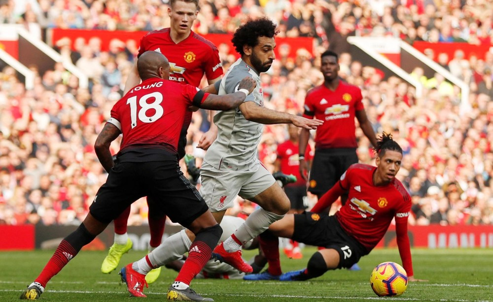 Image result for manchester united vs liverpool