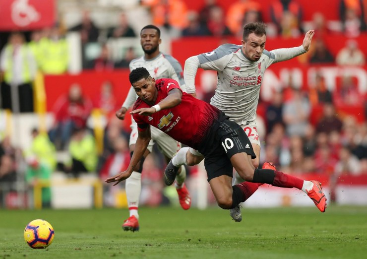 Image result for rashford manchester united 0-0 liverpool 2019 getty  SOLSKJAER COMMENTS ON EXACT TIME THIS KEY MANCHESTER UNITED STAR IS EXPECTED BACK FROM INJURY shaqiri 240219