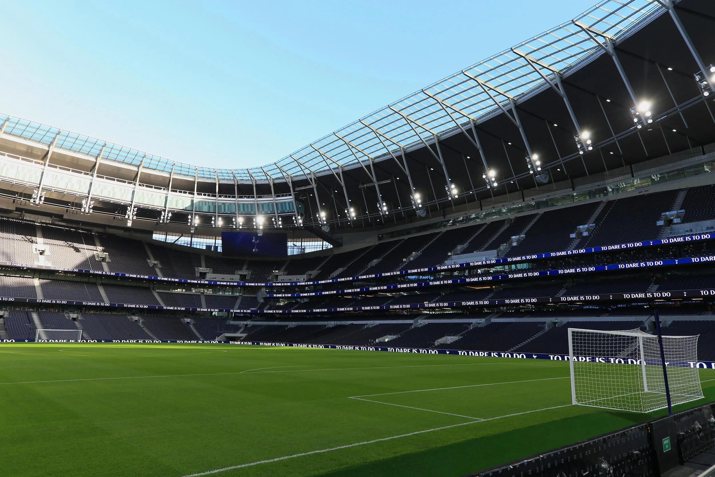 How New Tottenham Stadium Capacity Compares To Premier