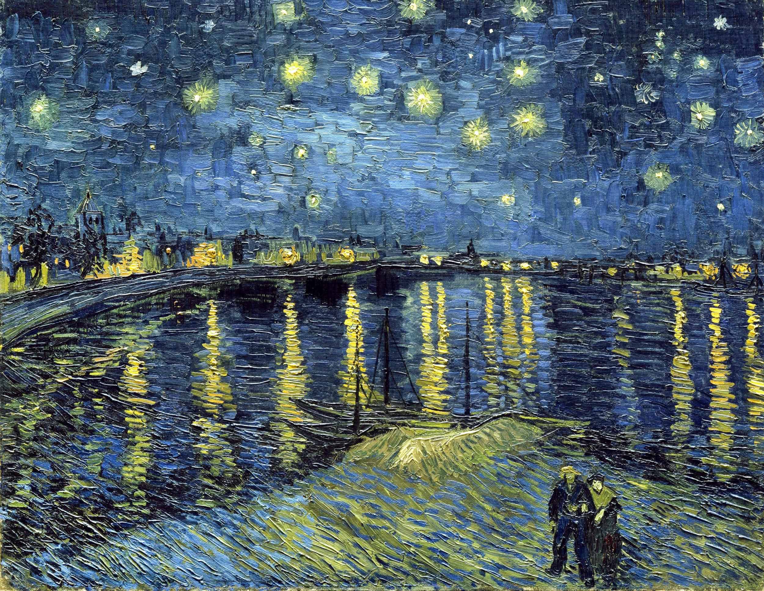 Vincent Van Gogh Paintings From Starry Night To