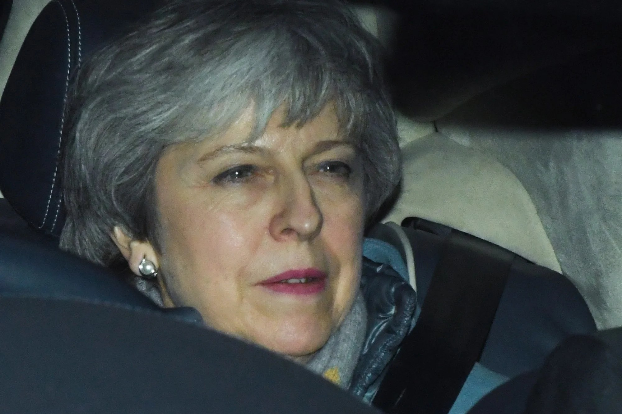 theresamay1403 Brexit news latest: MPs overwhelmingly back delaying UK's EU departure in landmark vote
