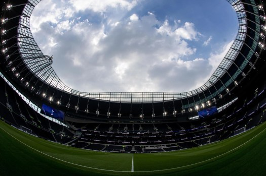 Tottenham stadium opening ceremony LIVE: Spurs officially ...