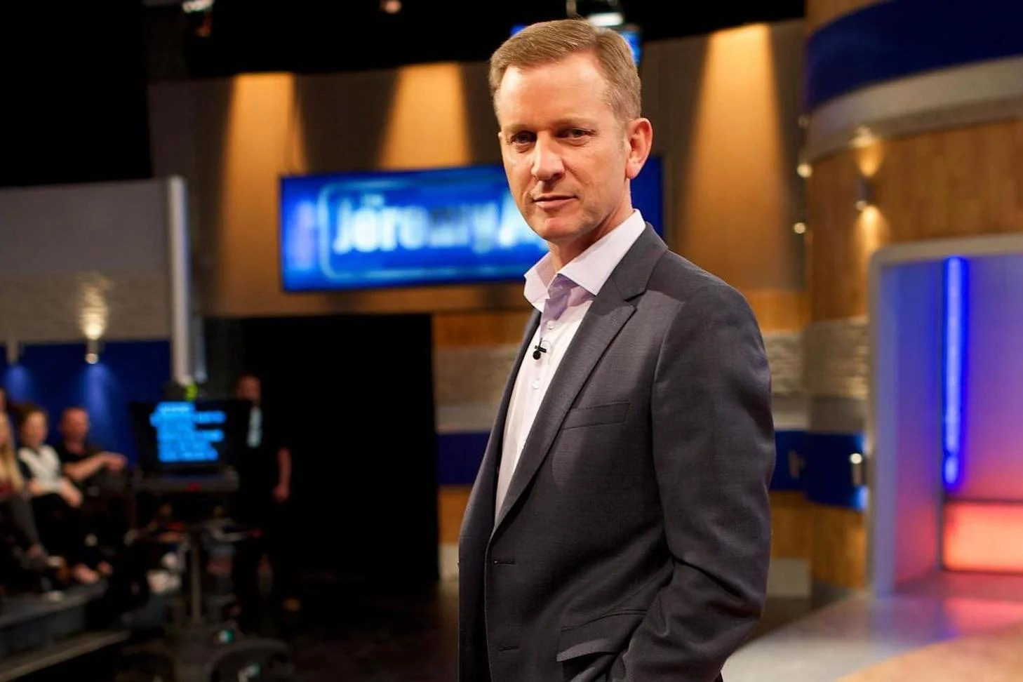 jeremykyleshow14a Former Jeremy Kyle producer claims staff altered lie detector results to make show more 'dramatic'