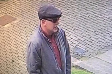 distraction-thief68 Thief steals pensioner's OBE after pretending to check her flat for a leak