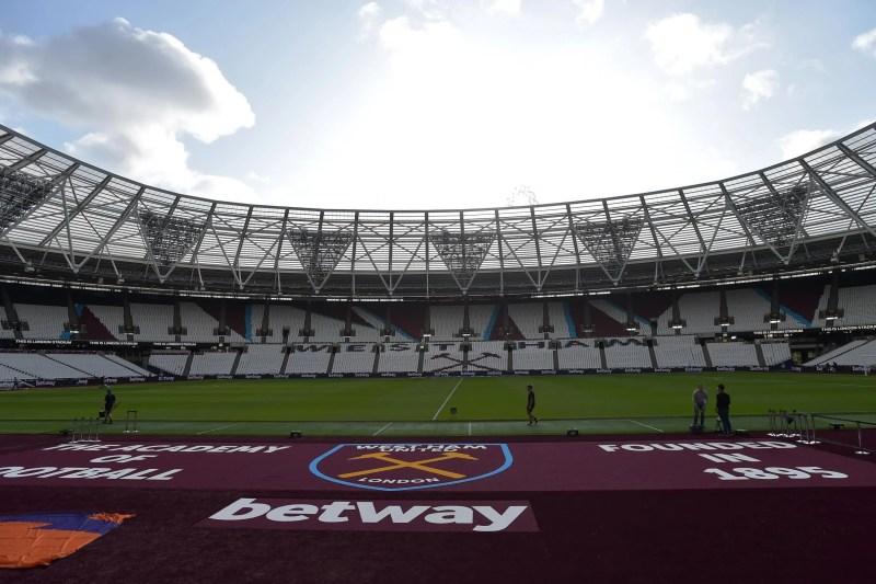 West Ham vs Man City - LIVE!