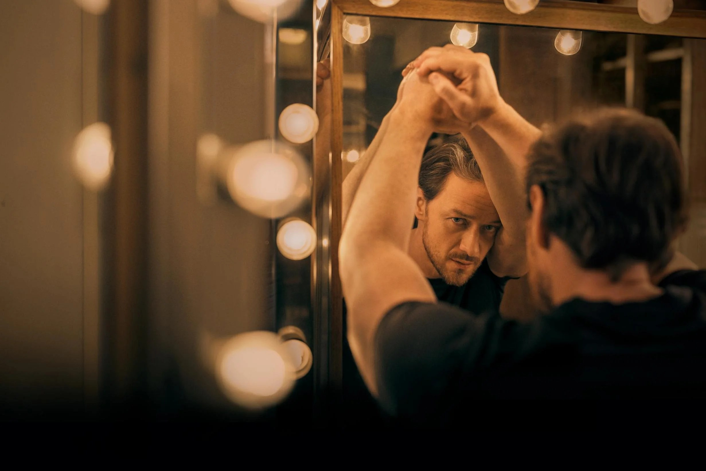 James Mcavoy In Cyrano De Bergerac At The Playhouse