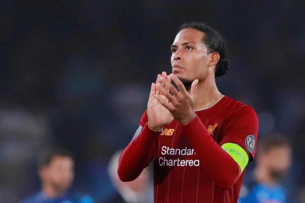 Liverpool key talking points: Van Dijk, Fabinho and more