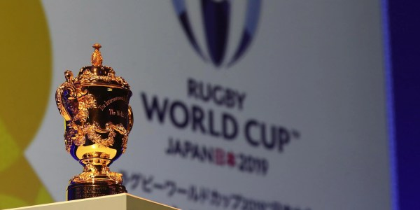 Rugby World Cup 2019: Day three - LIVE!