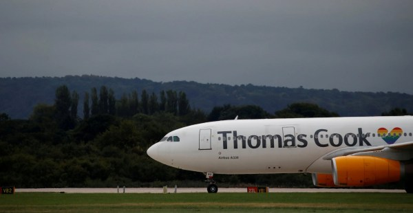 Thousands of holidaymakers at risk as Thomas Cook seeks bailout