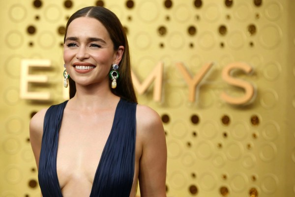 In pictures: Stars hit the red carpet at the 2019 Emmy Awards