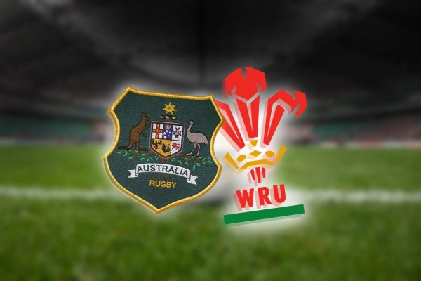 Rugby World Cup LIVE! Australia vs Wales