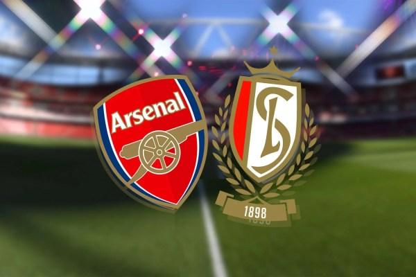 Arsenal vs Standard Liege: Europa League - LIVE!