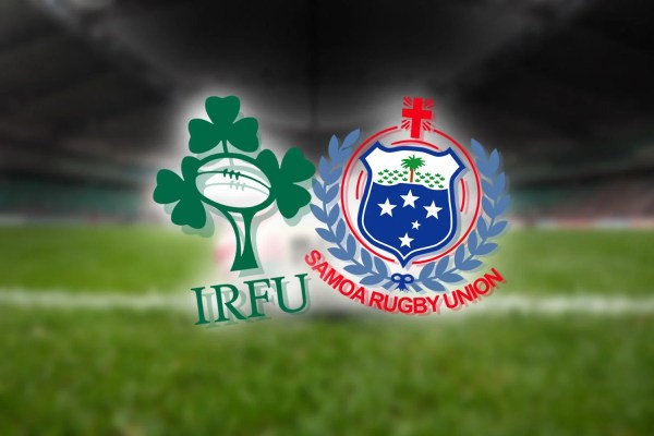 Rugby World Cup LIVE! Ireland vs Samoa