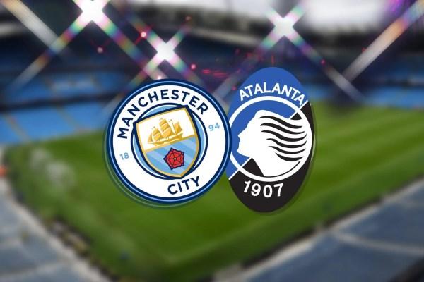 Man City vs Atalanta: Champions League - LIVE!