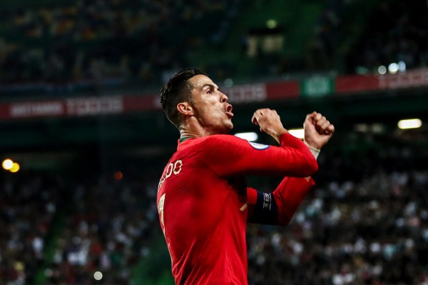 Seventh heaven for Cristiano Ronaldo as star hits 700th career goal