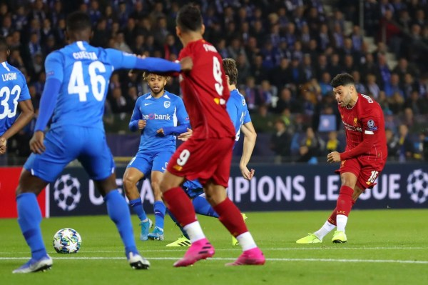 LIVE! Genk vs Liverpool: Champions League commentary