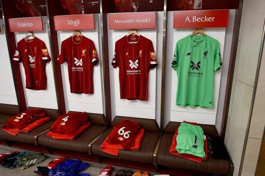 Liverpool vs Tottenham lineups: Confirmed team news and ...