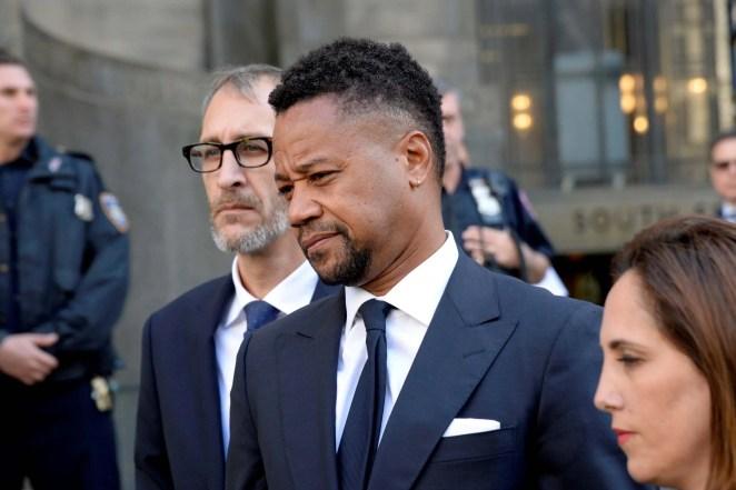Cuba Gooding Jr accused of raping woman twice in New York hotel ...