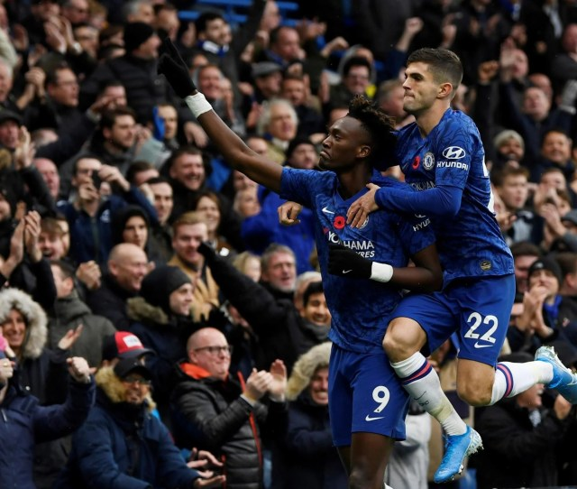 Chelsea   Crystal Palace Result Premier League   Report